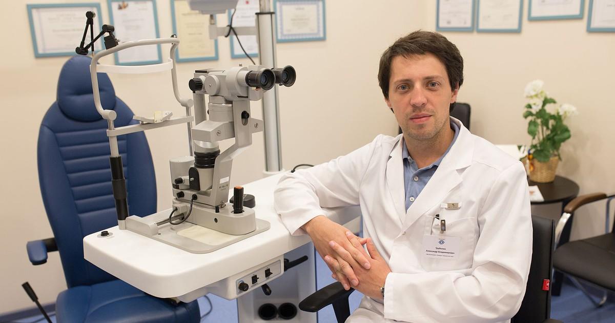 Фото Офтальмолог о лазерной коррекции, работе за компьютером и мифах о глазах
