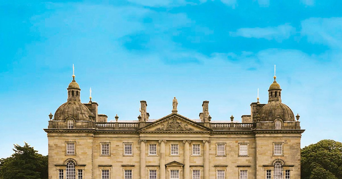 Photo of Damien Hirst's New Spot Paintings to be Displayed at Houghton Hall