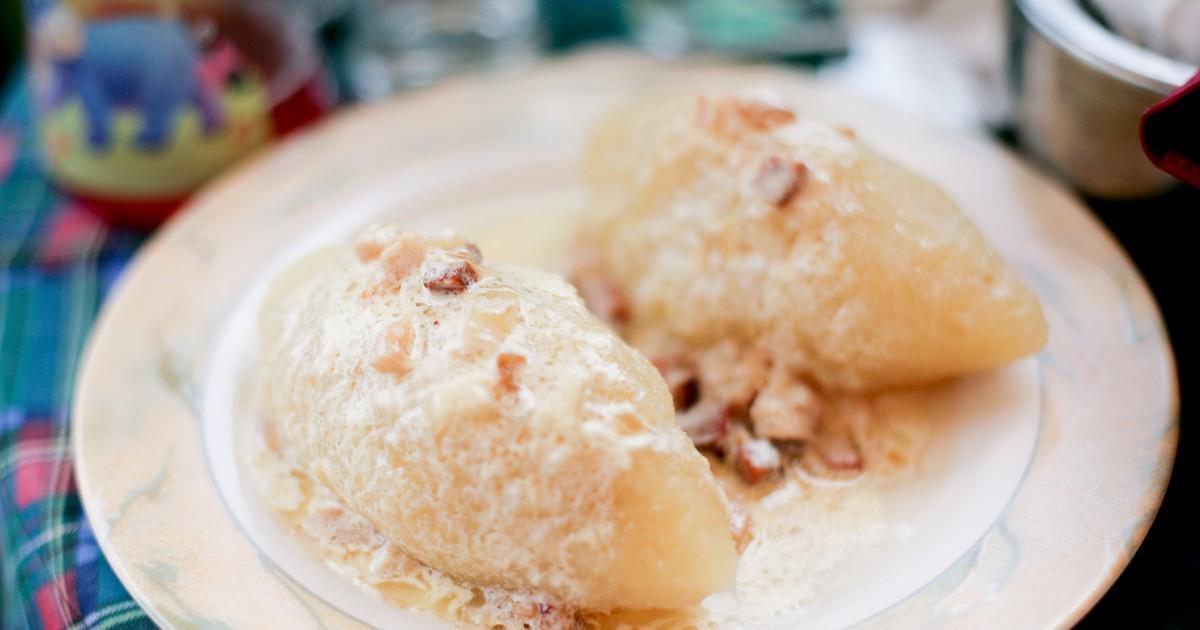 Фото Самое фирменное блюдо литовской кухни.