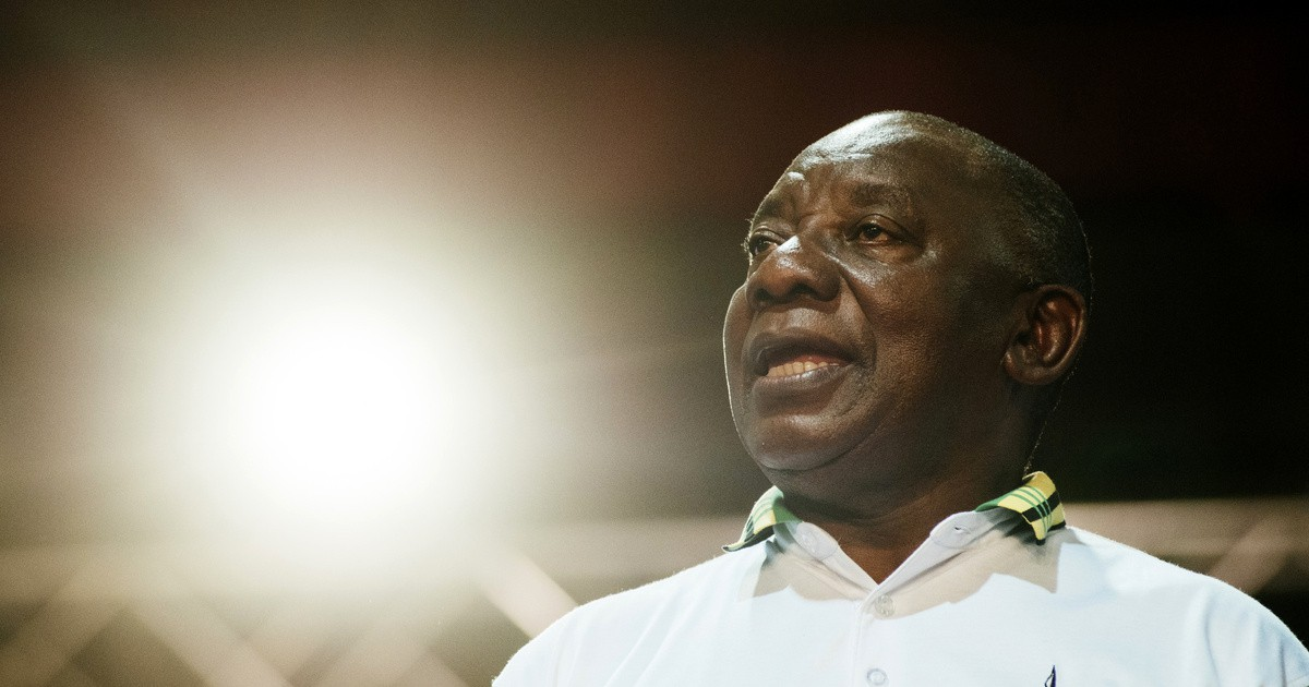 Photo of Ramaphosa Says He Wants No Delay in South African Graft Probe