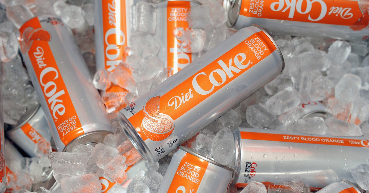 Photo of Diet Coke Is In Decline. And the Latest Revamp Might Not Help