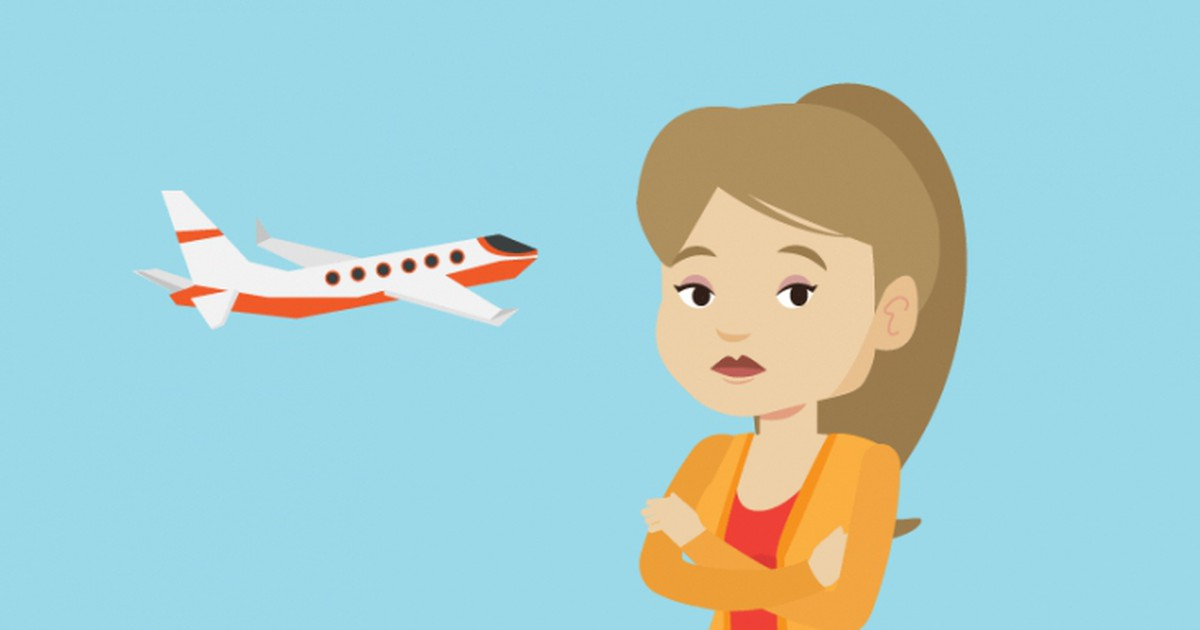 Фото Страх перед полётом