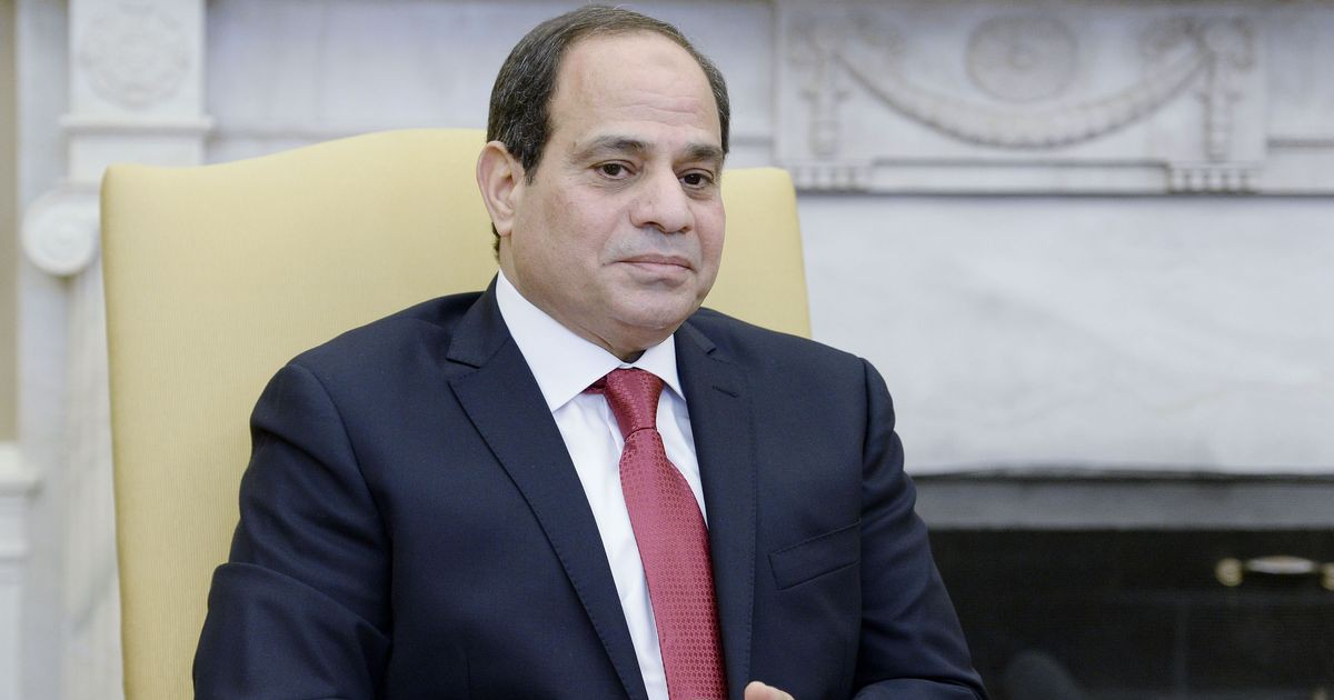 Photo of Egypt's El-Sisi Gets Competition—and It's From a Backer