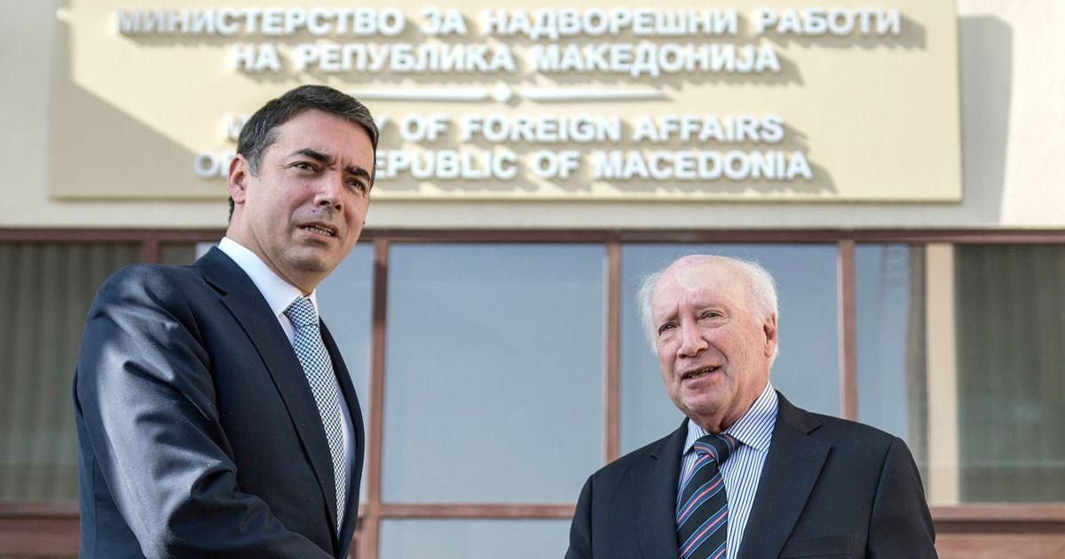 Photo of UN Urges Greece, Republic of Macedonia to Resolve Name Issue Soon