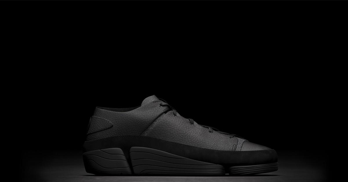 Photo of Clarks Originals & Marvel Drop Futuristic Tri Evo 'Black Panther' Shoe