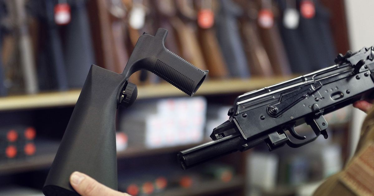 Photo of Bump Stocks Shouldn't Be Regulated, Public Tells ATF