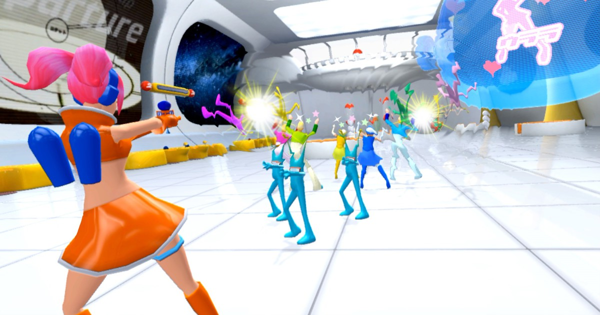 Photo of Space Channel 5 VR: Arakata Dancing Show será lançado digitalmente em 2018