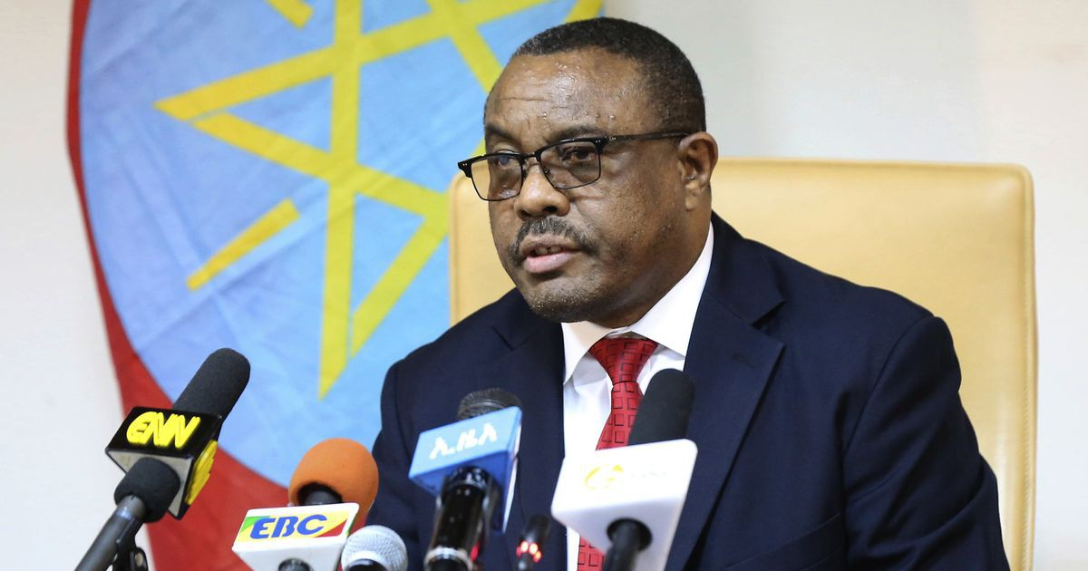 Photo of Ethiopia Declares State of Emergency After Premier Resigns