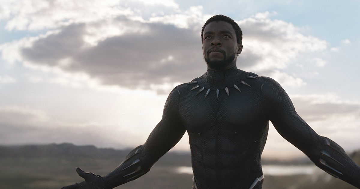 "Photo of ""Black Panther"" is already generating Oscar buzz, and just give it all the awards"