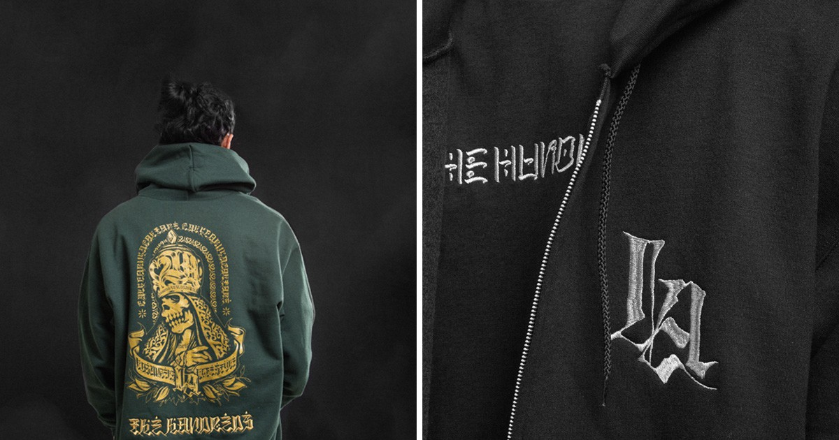 Photo of The Hundreds Teams Up With Japanese Artist Usugrow for LA-Inspired Capsule