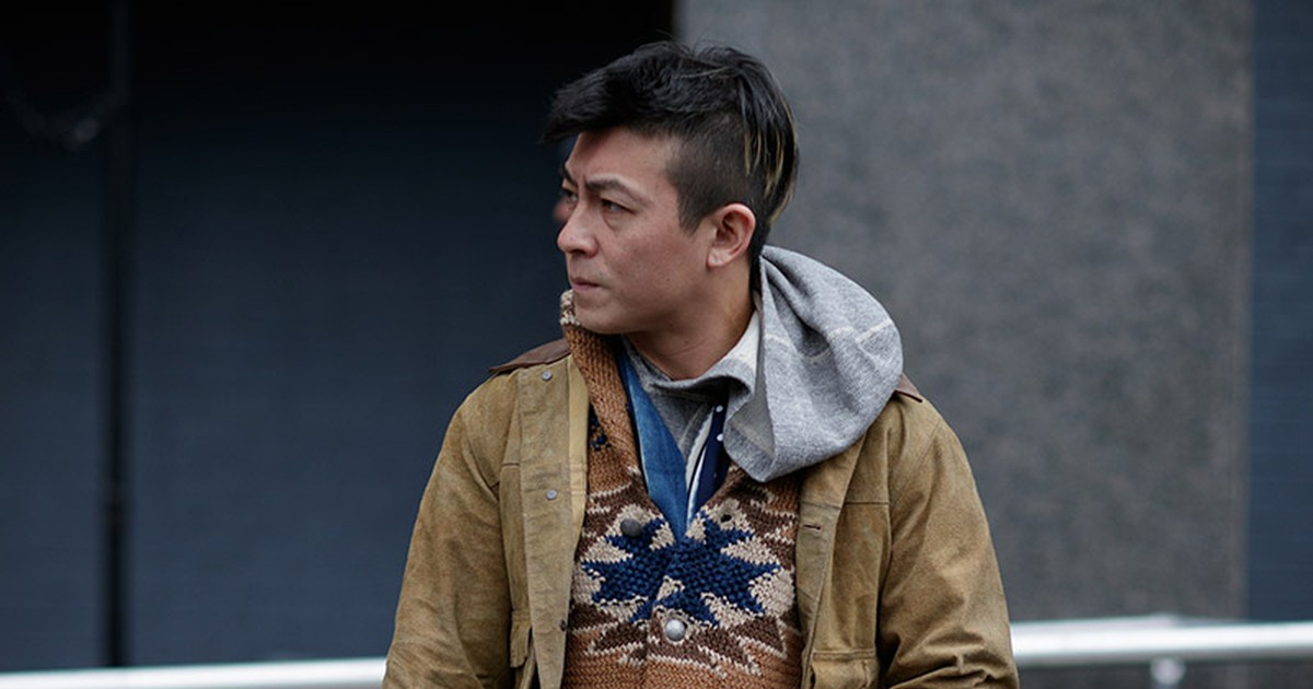 Photo of Here's How Edison Chen Is Styling visvim