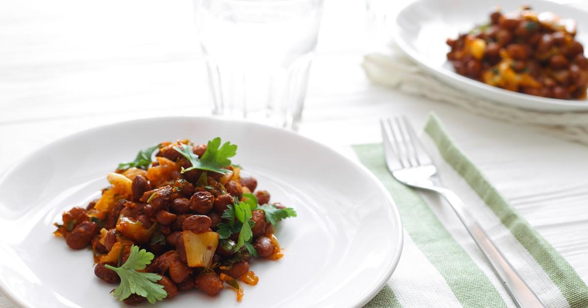 Фото У каждой грузинской семьи есть свой рецепт лобио. Предлагаем вам приготовить лобио по нашему рецепту и порадовать себя и близких этим вкусным блюдом.