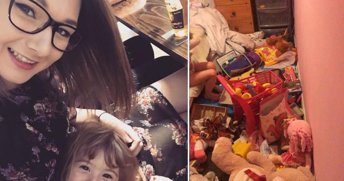 """Фото Мать выставила на продажу дочь потому что """"устала убирать за ней"""""""