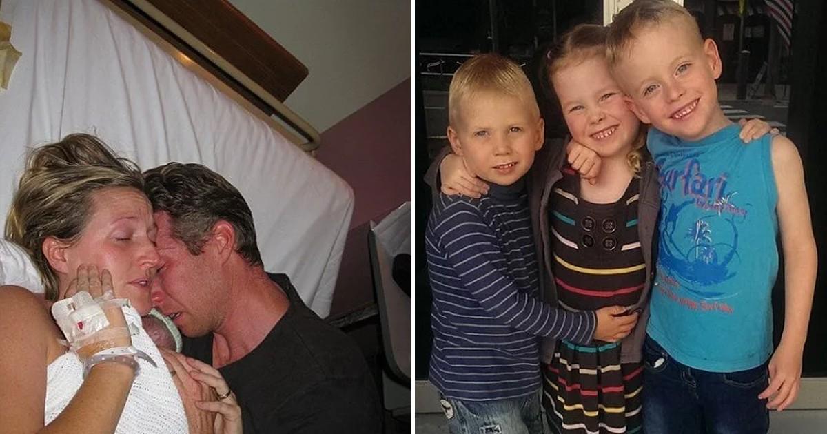 Фото Мама смогла спасти своего ребенка, объявленного мертворожденным