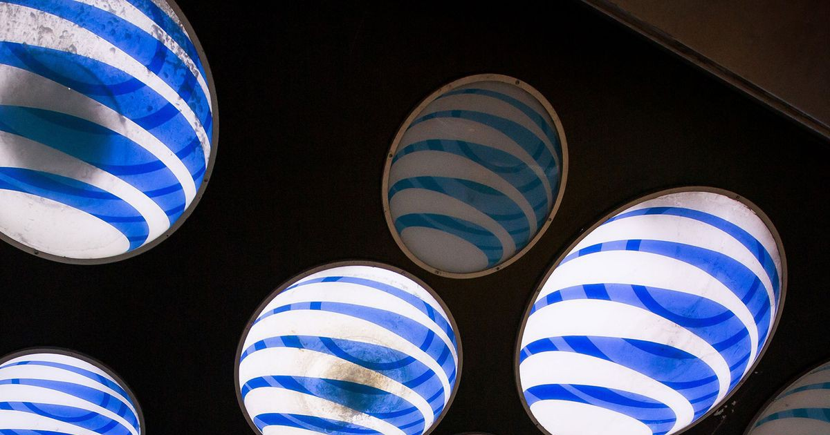 Photo of AT&T Slams Theory Behind Time Warner Suit as 'Preposterous'