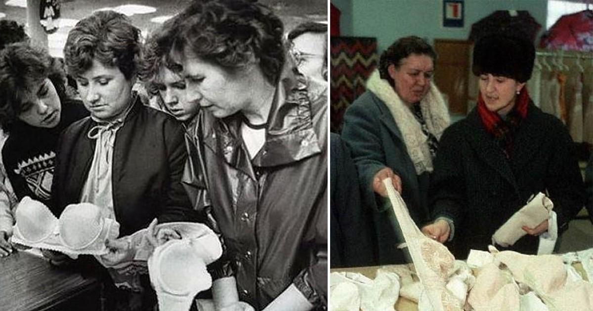 Фото Какое нижнее белье носили в СССР?