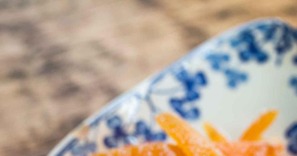 Photo of Candied Grapefruit Peel