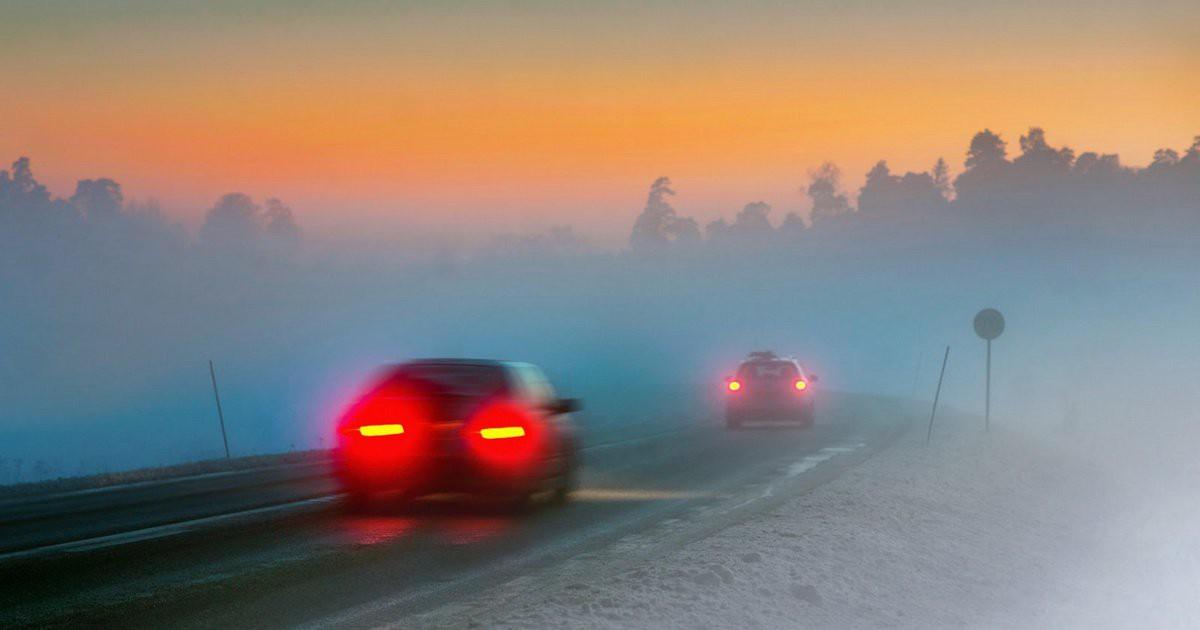Фото Ученые MIT научат беспилотные автомобили ориентироваться в сильном тумане
