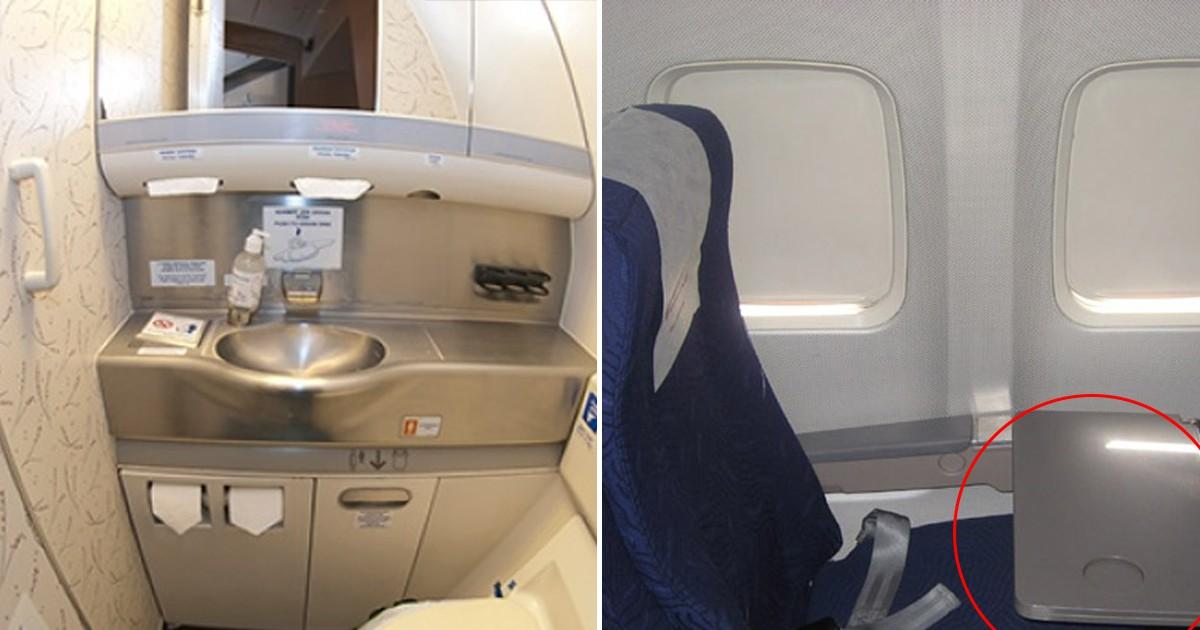 Фото Правила, которые нужно соблюдать в самолете для сохранения здоровья