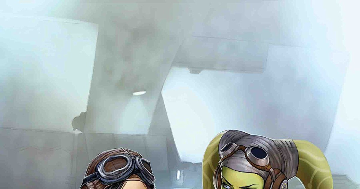 Photo of Star Wars: Doctor Aphra #18 has Hera Syndulla and so much more
