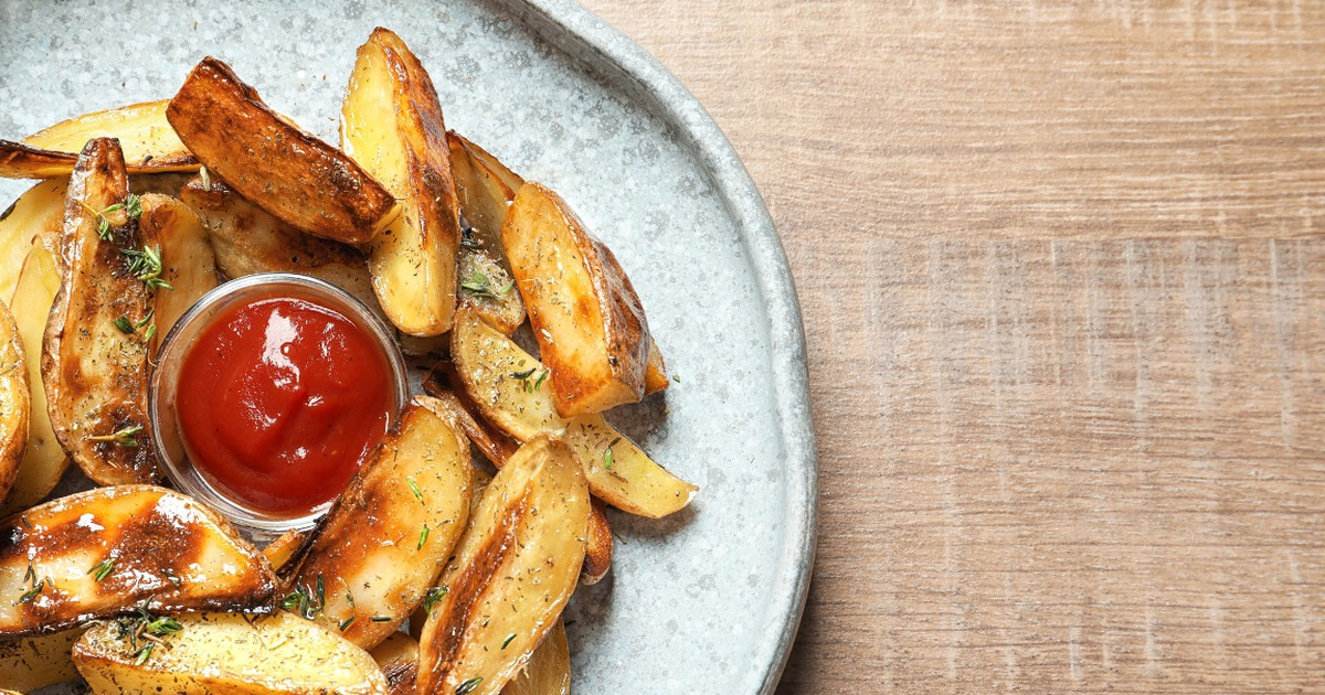 Фото Вкуснейший картофель по-деревенски
