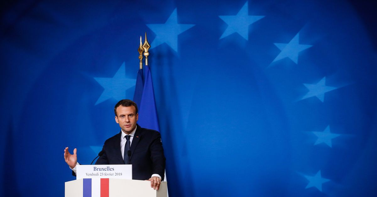 Photo of Macron Not Ready to Wean France Off Spending Addiction Just Yet