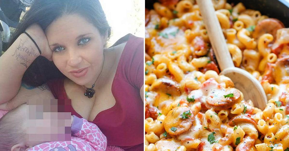 Фото Девушку арестовали за то, что ее 2-летняя дочь съела макароны с марихуаной