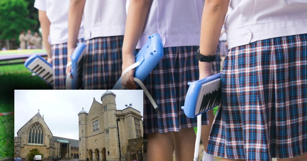 Фото В элитной школе мальчикам разрешили носить юбки