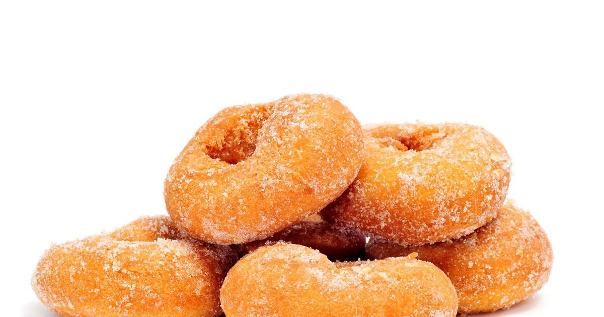 Фото Аппетитные домашние пончики