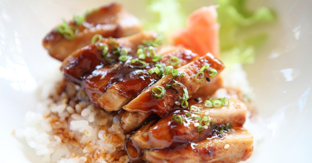 Фото Вкусное лёгкое в приготовление блюдо японской кухни.
