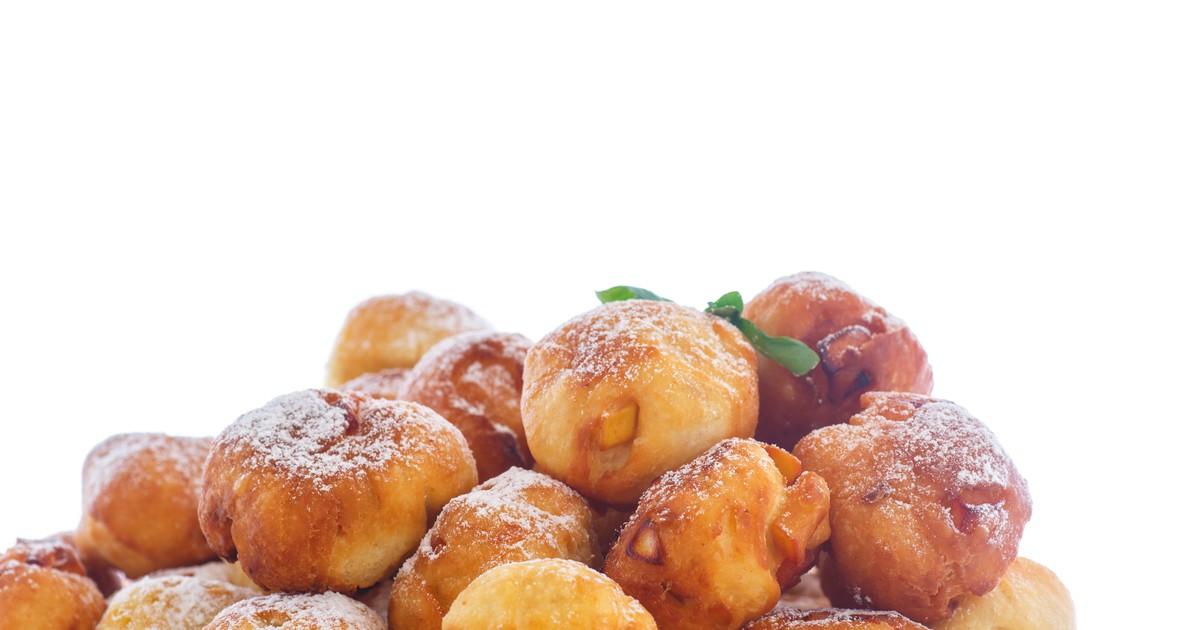 Фото Вкусные творожные шарики.