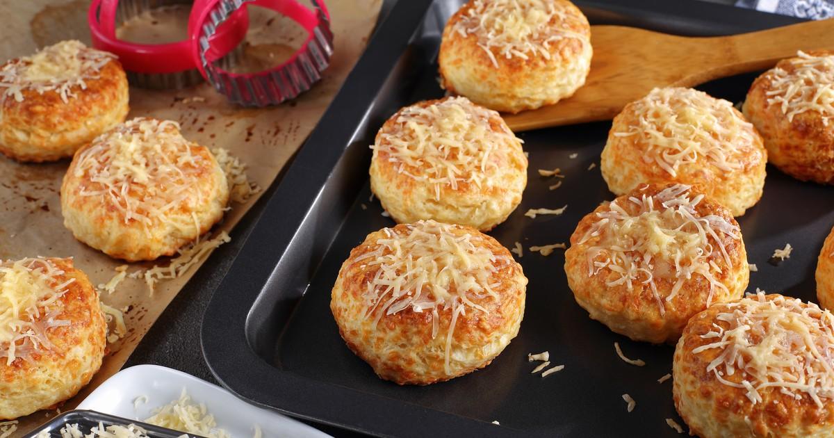 Фото Английские сконы – идеальные булочки для завтрака!