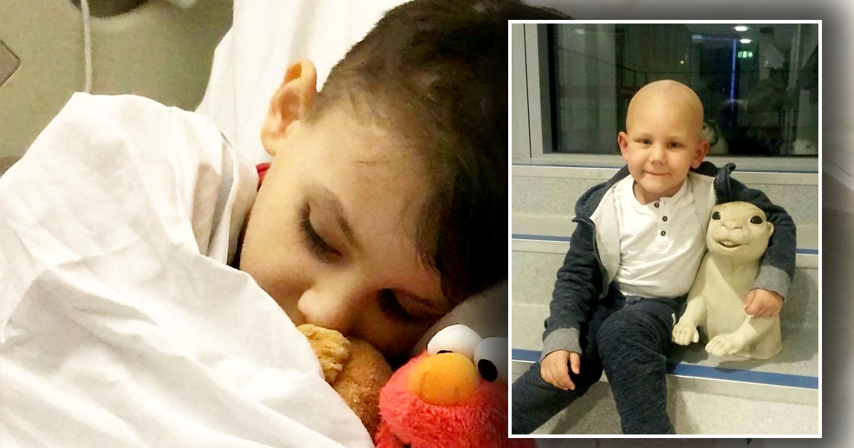 Фото Один на 7 миллиардов: мальчик побеждает рак без лечения