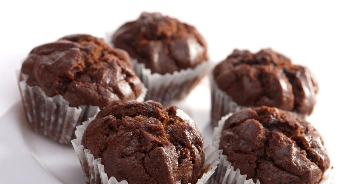 Фото Вкуснейшие шоколадные кексы