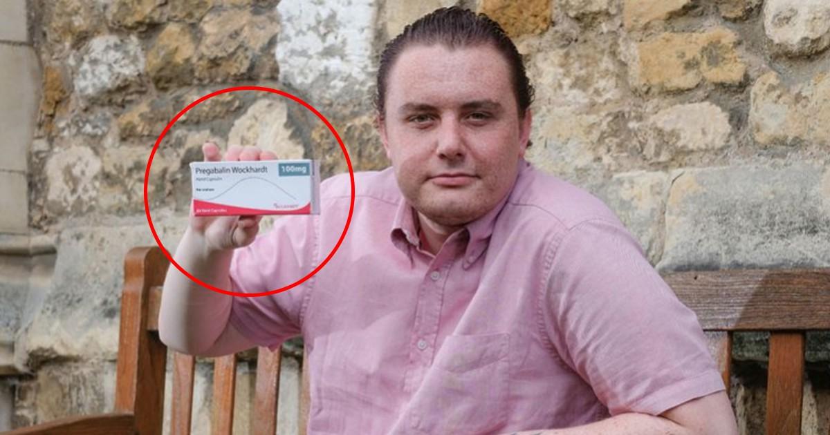 Фото Мужчина, принимающий болеутоляющие, уверен, что они сделали его геем