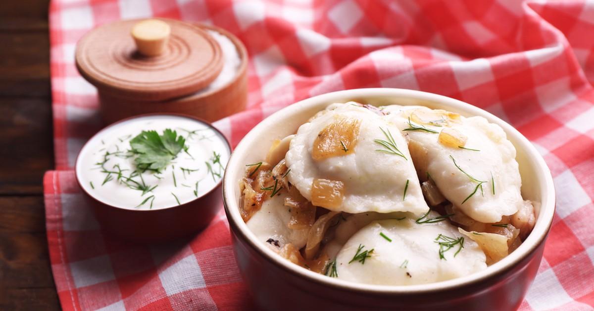 Фото Вареники с мясом по-полтавски