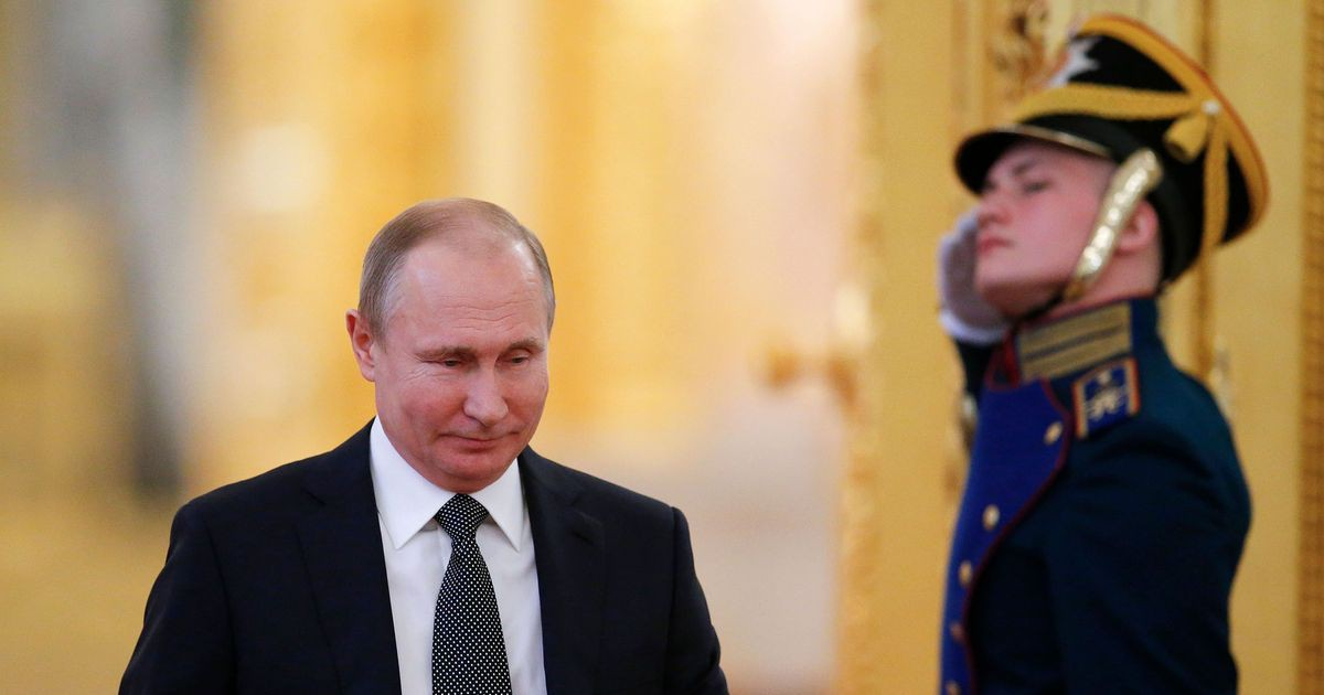 Photo of Putin Starts New Term With Same Premier Amid Tensions Abroad