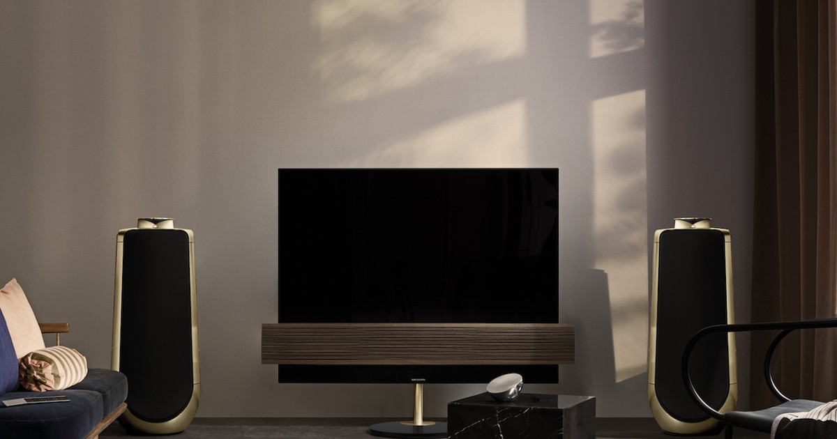 Photo of Bang & Olufsen Unveils Luxe 4K OLED TV & BeoLab 50 Speaker