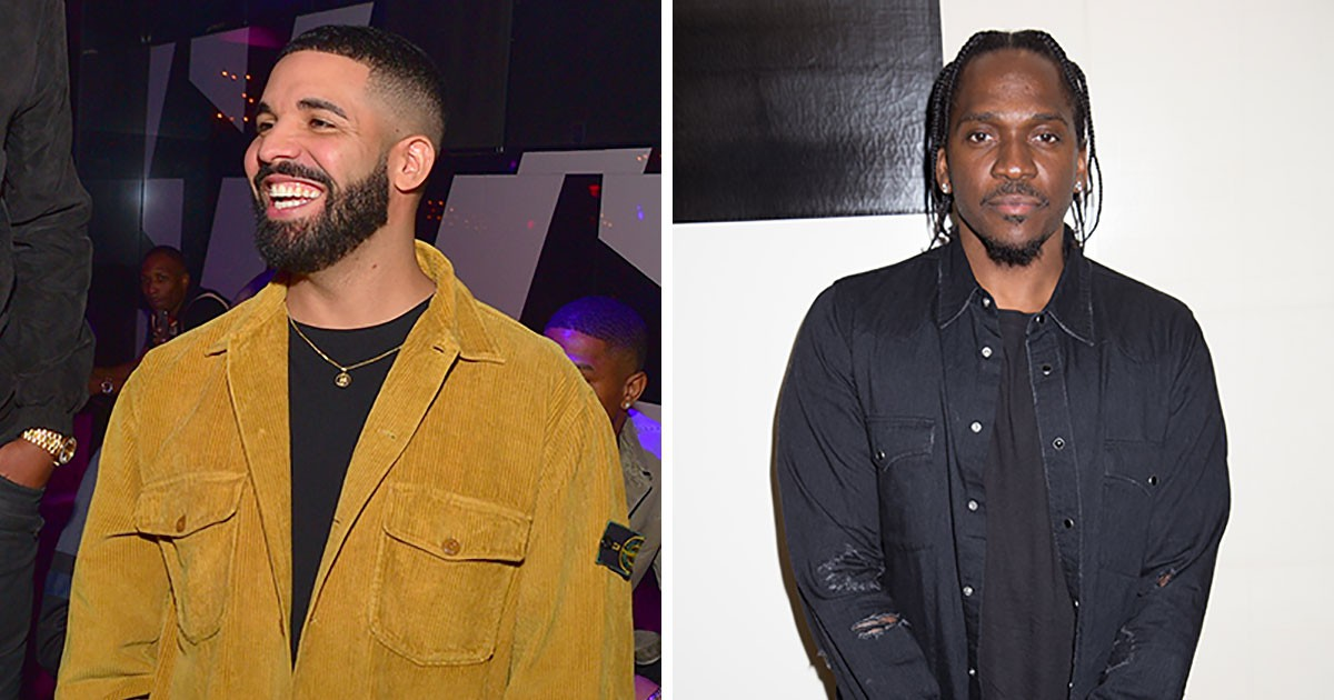 Photo of A Brief History of the Drake vs. Pusha-T Beef