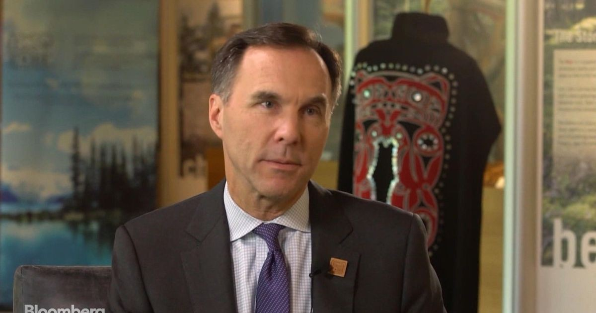 Photo of Morneau Calls Tariffs on Canada for Security Reasons 'Absurd'