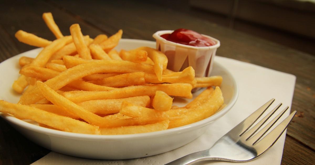 Фото Вкуснейший домашний картофель фри в духовке