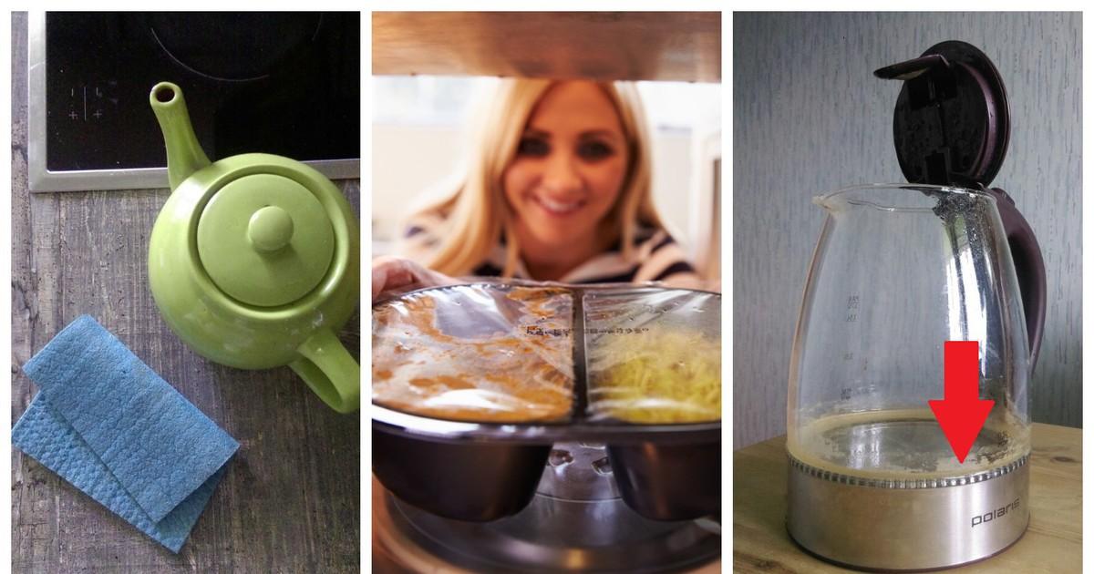 Фото Проверьте чайник! 6 ошибок домохозяек, которые убивают здоровье