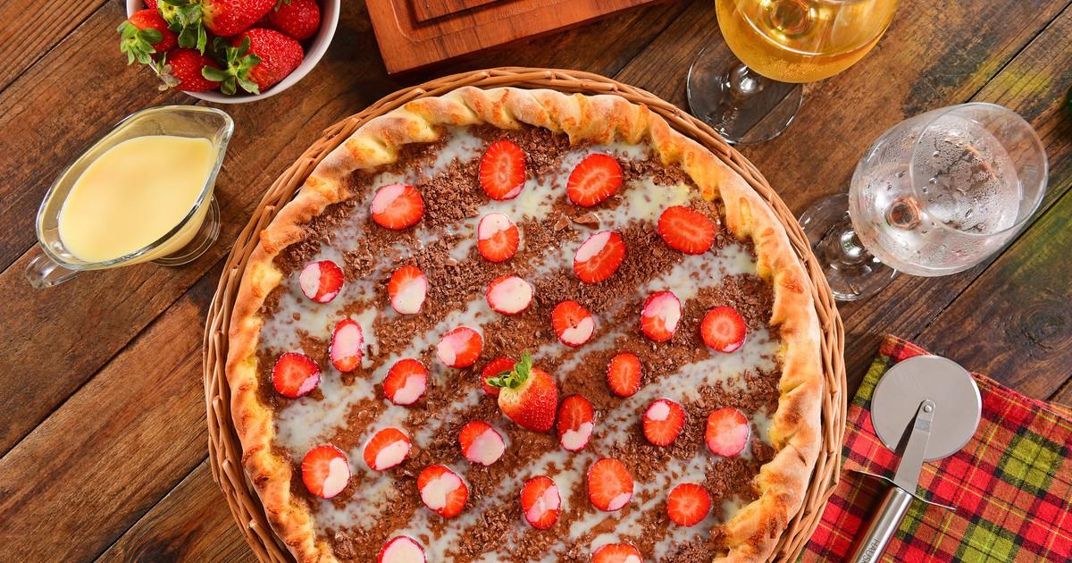 Фото Такой десерт точно понравится и детям, и взрослым.