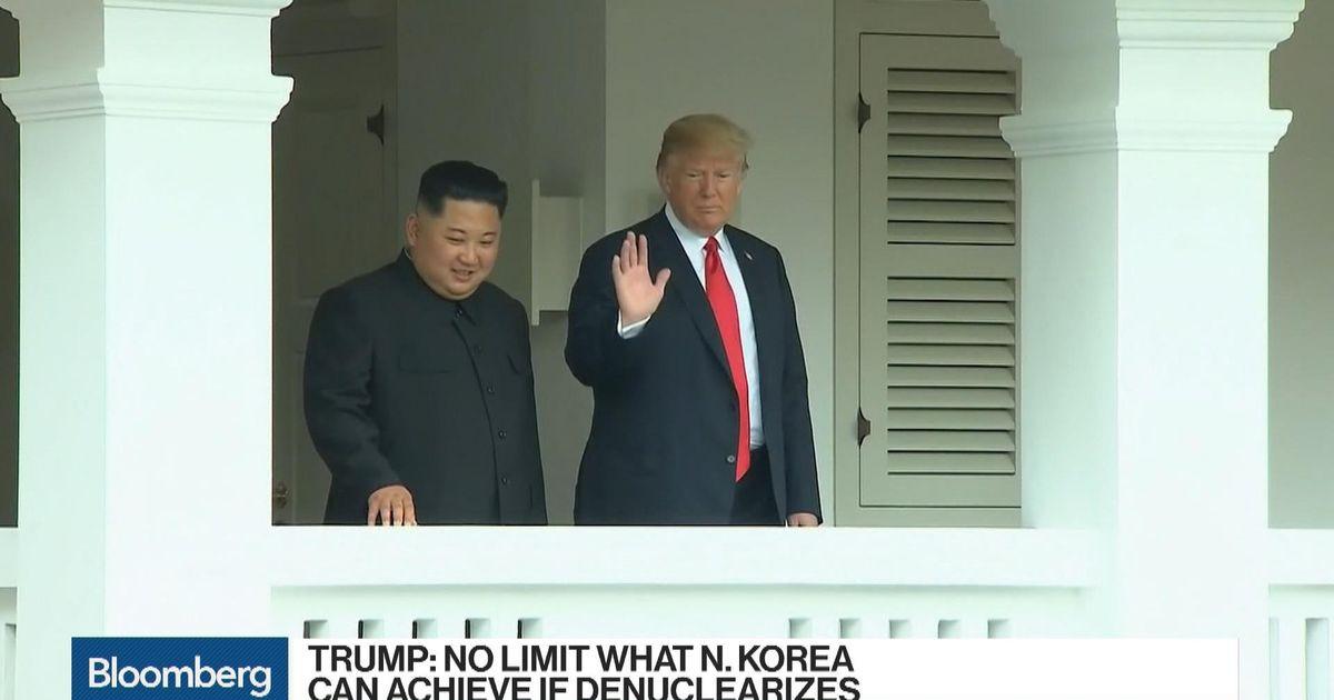 Photo of Park Strategies' King, Arms Control's Kimball on Trump-Kim Summit