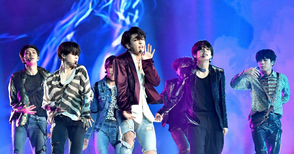 Photo of Ingressos do BTS nos EUA e Canadá chegam a US$ 8 mil