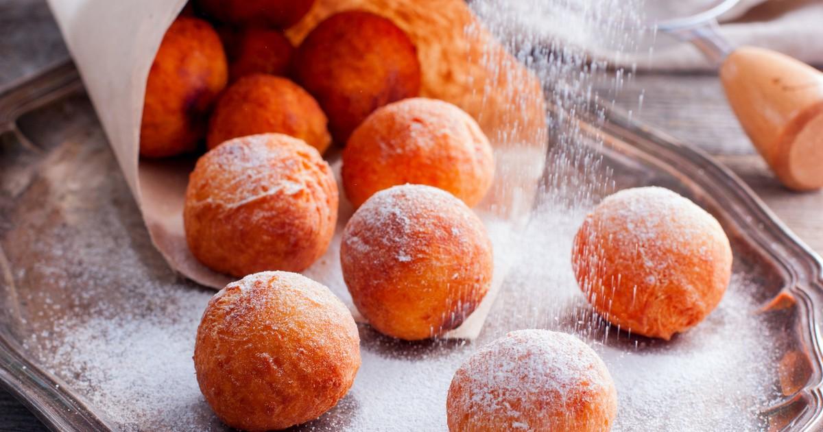 Фото Вкуснейшие творожные пончики