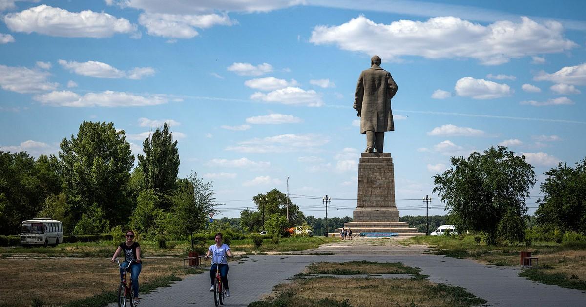 Фото Волгоградское чудо оказалось жопой