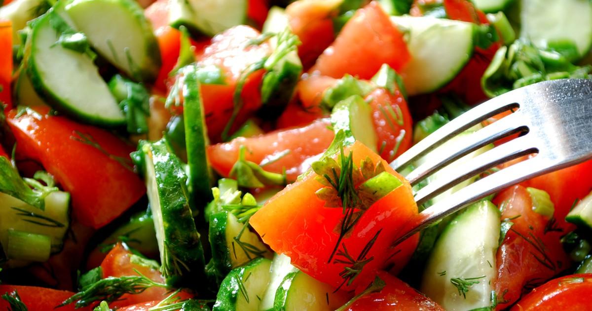 Фото Овощи в пикантном маринаде для праздничного стола или повседневного ужина.