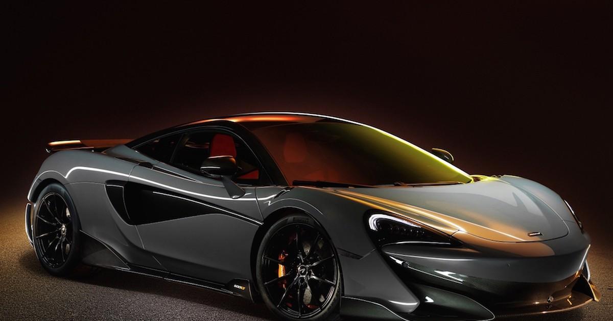 Photo of McLaren Reveals More Powerful, Faster & Lighter 600LT Supercar