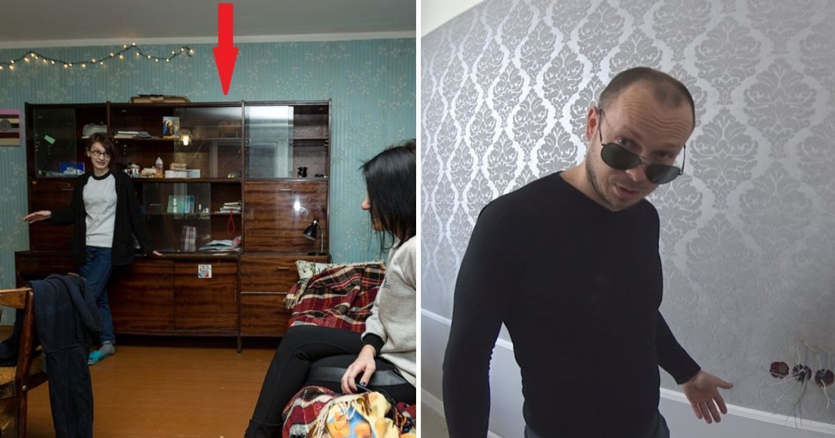 """Фото Евроремонт? Фу! Вещи, за которые хипстеры ругают """"быдло-квартиры"""""""